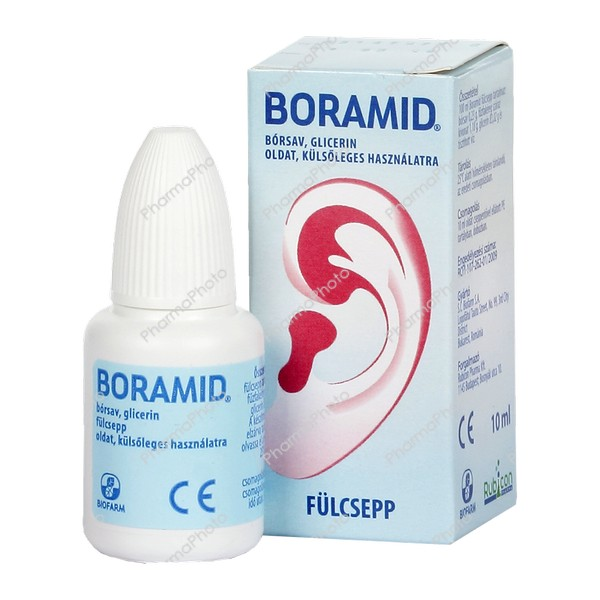 Boramid fulcsepp 10ml123599 2016 tn